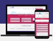 LeafletInHertfordshire responsive Website