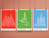 Moscow City Rebrand