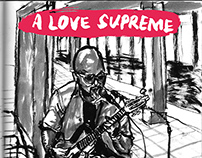 A Love Supreme: A zine on NYC music scene