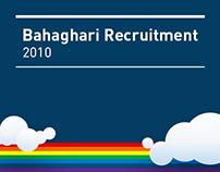 Bahaghari Recruitment 2010