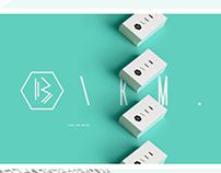 B\KM. (Logo Design)