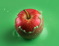 Apple Sploosh