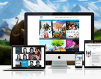 Productions 10e Ave : design Web et développement