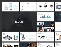 Summit 1 Presentation Template