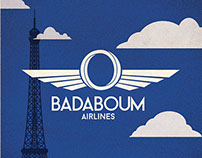 BADABOUM Airlines