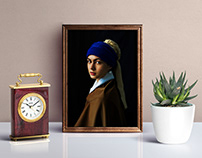 Photography | Girl with a Pearl Earring