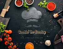 Cookin' On Sunday (iOS Concept Design)