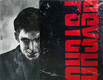 Psycho Blu-ray Case Redesign