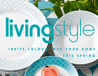 Kmart Australia - Spring Living Style