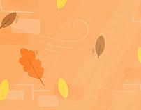 Autumn - #DrawOnMonday