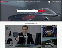 Motors - Drupal Car theme