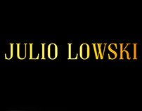 Julio Lowski Logo Design
