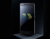 Google Nexus 6P - dramatic light effect