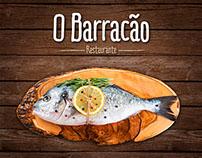 Restaurante O Barracão - Rebranding | 2015