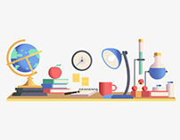 World Teacher's Day: Google Doodle Proposal