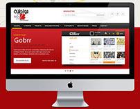 Mouwatna (ONG) Website