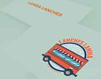 Design | Lanches Lanna