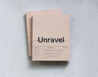 Unravel magazine