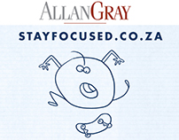 Allan Gray - Stay Focused Campaign