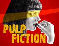 Pulp Fiction Fan Art
