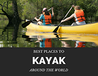 Best Places to Kayak Around the World