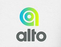 alto Logo Design