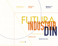 SAIC Typography Lecture series