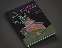 """Portada del libro """"La casa de la colina negra""""."""