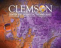 Clemson Geospatial Technologies Center flyer