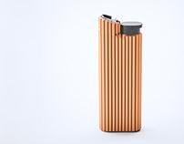 Flamer - a minimalist lighter concept