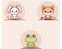 Create Easy Kawaii Animals  tutorial