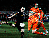 Football x Graphic Design