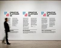 Creative Platform GS   Logotype
