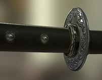 Dark Leo Sword