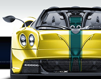 Pagani Huayra Roadster 4our Elements