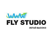 """Logo """"Fly Studio"""""""
