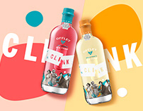 OFFLEY CLINK — Brand identity and packaging
