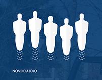 Novocalcio - Reactive Soccer Barrier