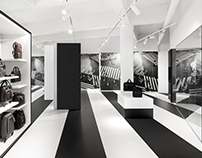 Samsonite showroom by i29
