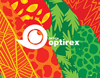 ILUSTRACIONES DE PATTERN - OPTIREX