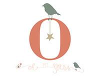 Oh My Stars Branding, service design, website.