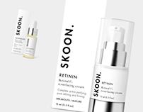 Skoon Skincare: Product Range Renders