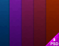 Colorful Backgrounds Pack