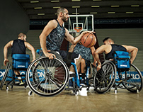 Alberto Bonardi: Decathlon Wheelchairs for Basketball