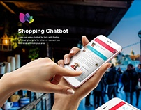 SHOPPING CHATBOT APP