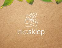 ekosklep || Logo + Rebranding