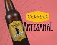 Logo | Cerveja Índio Edmilson