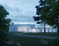 House of culture. PETR HAJEK ARCHITECTS.