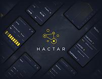 Hactar — Miner Analyzer App (UX/UI, UI Kit)
