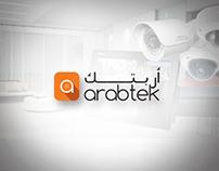 Logo designing arabtek